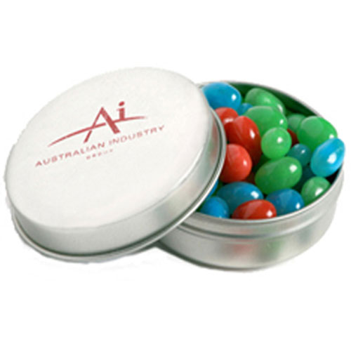 Confectionery Round Tins