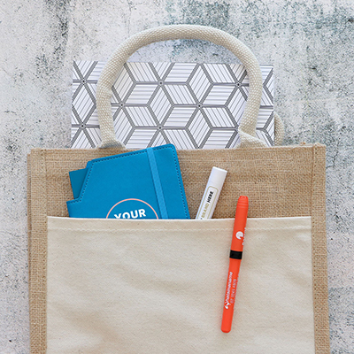 Notebook & Colouring Book Gift Pack