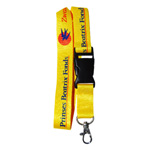 BFLY004 Printed Nylon Lanyards