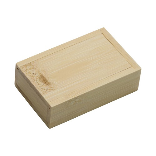 Wooden Slide Box