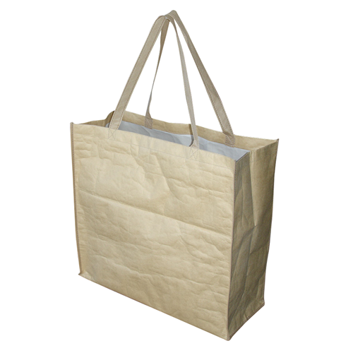 Paper Bag with Extra Large Gusset
