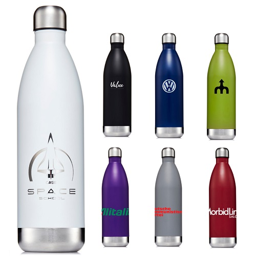 Hydro Soul Stainless Steel Insulated Bottle 1 Litre