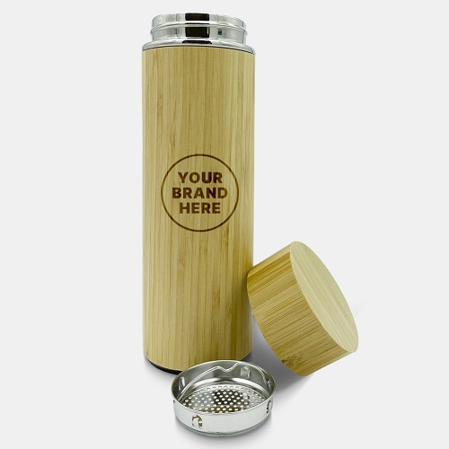 Bambu Double Wall Insulated Bottle 480ml