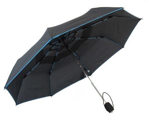 Hurricane City Folding Umbrella