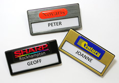 DIY Name Badge