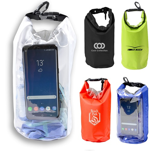 Dry Bag 2.5 Litre with Phone Window