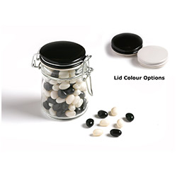 BFCFJ026 - Jelly Beans in Medium Clip Lock Jar 160g