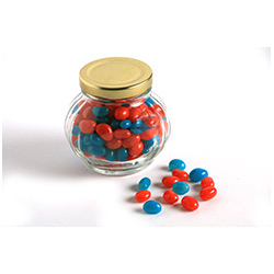 BFCFJ029 - Jelly Beans in Round Jar