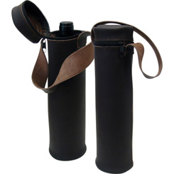 BFSH029 - Leather Wine Bag