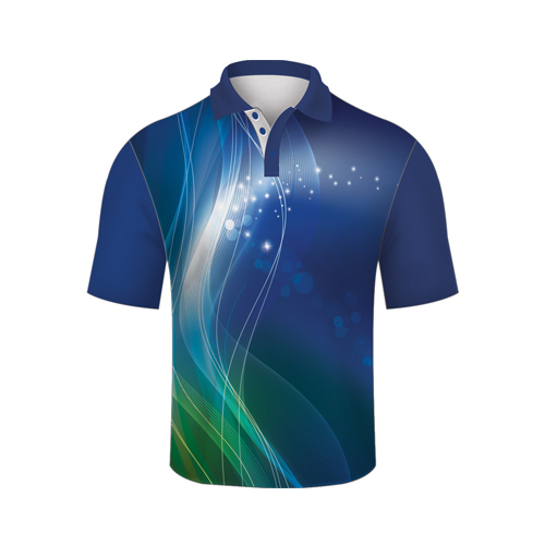 Sublimated Full Colour & Custom Design School/Club Polo Shirts
