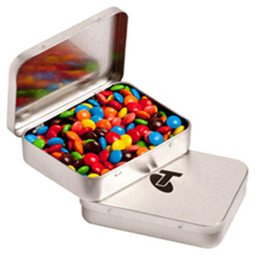 Confectionery Rectangle Tins